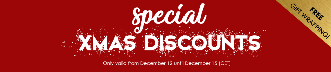 Special Christmas Discounts