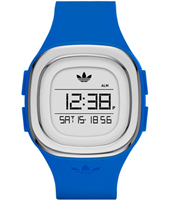 ADH3034 Denver Blue sport watch with rubber strap