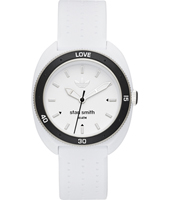 ADH3187 Stan Smith 34.50mm Classic white & black fashion sports watch