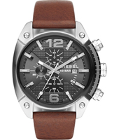 DZ4381 Overflow 49mm Steel & anthracite chronograph with date