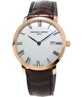 FC-306MR4S4 Classics Automatic 40mm Swiss Made Thin Automatic Watch