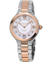FC-306WHD3ER2B Delight 33mm Swiss Bicolor Rose Automatic Ladies Watch