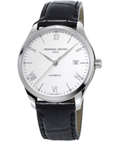 FC-303SN5B6 Index 40mm Swiss Made Automatic Watch with Date