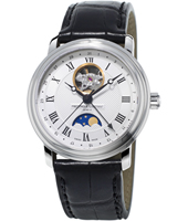 FC-335MC4P6 Moonphase 40mm Swiss Automatic Watch with Moonphase