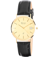 GQ15Q328   34.80mm Real 14ct Gold Watch