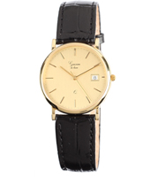 GQ15Q522   33.50mm Real 14ct Gold Watch