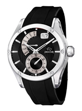 J678/2 Special Edition 44mm Steel gents watch with small second, big date & retrograde day scale