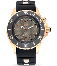 RG-001-40 Rose Gold Night 40mm