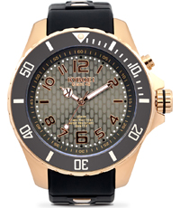 RG-001-48 Rose Gold Night 48mm