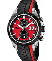 18103/2 Marc Marquez 93 44mm Black & Red Motorsports Chronograph