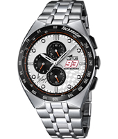18231/1 Marc Marquez 93 43mm Steel chronograph with tachymeter