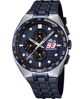 18236/1 Marc Marquez 93 43mm Steel chronograph with tachymeter
