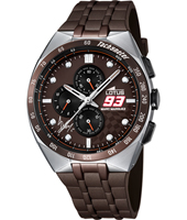 18237/1 Marc Marquez 93 43mm Steel chronograph with tachymeter