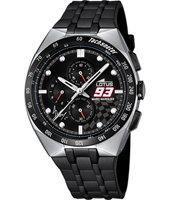 18238/1 Marc Marquez 93 43mm Steel chronograph with tachymeter