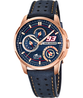 18242/1 Marc Marquez 93 43mm Gents watch with DayDate