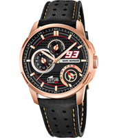 18242/2 Marc Marquez 93 43mm Gents watch with DayDate