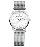 EL1094-SS002-110-2 Eliros 30mm Silver Ladies Watch with Date