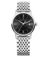 EL1094-SS002-310-1 Eliros 30mm Silver Ladies Watch with Date