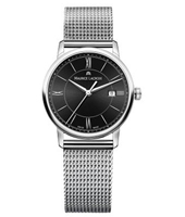 EL1094-SS002-310-2 Eliros 30mm Silver Ladies Watch with Date