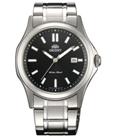 FUNC9001B  39mm Steel Gents Watch with Date