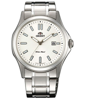 FUNC9001W  39mm Steel Gents Watch with Date