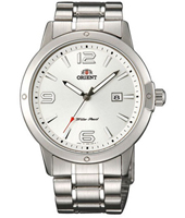 FUND2002W  41mm Steel Gents Watch with Date