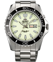 FEM75005R Mako XL 44.50mm Automatic Steel & Fluo Day/Date 20 ATM Dive Watch