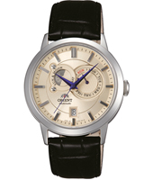 FET0P003W Sun and Moon 41.50mm Automatic Watch with Moonphase