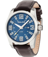 PL14762JS-03 Focus 47.50mm Gents Quartz Watch with Date