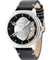 PL14685JS-04 Predator 50mm XL Gents Watch with Skull Dial