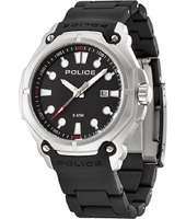 PL13939JS-02 Protector 45mm Steel gents watch with date