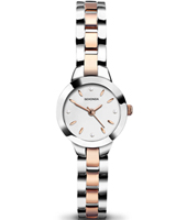 2145  22.50mm Bicolor Rose Ladies Watch
