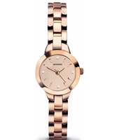 2146  22.50mm Rose Gold Ladies Watch