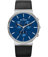 SKW6105 Ancher Large 40mm Blue Gents Watch Chrono
