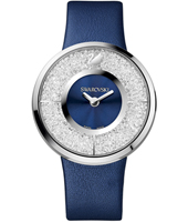 1184026 Crystalline 40mm Watch with Loose Crystals in Dial