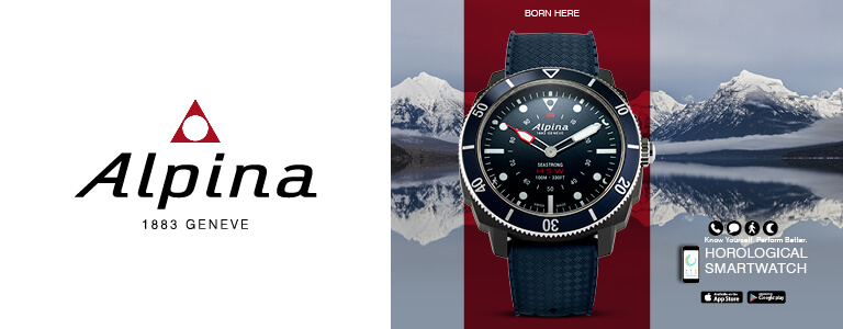 <h1>Alpina watches</h1>
