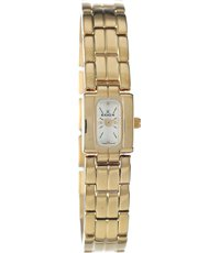 16050-37JP-AID First Lady Gold Cocktail Watch 13mm